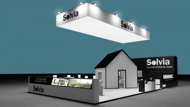 Los trabajadores de Solvia exigen garantías ante la inminente venta de la inmobiliaria