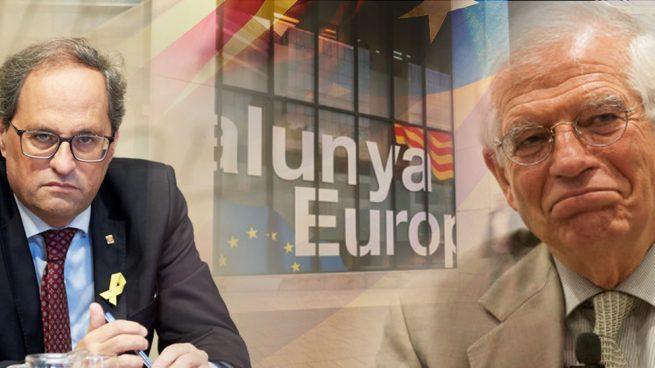 Bronca en el Gobierno por las 'embajadas' catalanas: Borrell exige más control sobre los separatistas