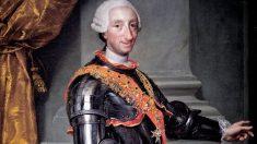 Carlos III llega a España para ser coronado rey el 9 de diciembre de 1759 | Efemérides del 9 de diciembre de 2018