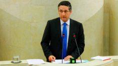 El ex diputado del PP Carlos Bedia, ahora afiliado a VOX. Foto: Europa Press