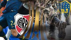 La Policía Nacional quiere el apoyo del ejército para el River – Boca.