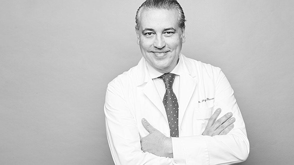 ElDr. Jorge Planas, cirujano plástico y Director Médico de Clínica Planas