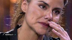 Mónica decepcionada en 'GH VIP 2018'