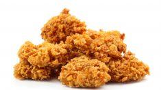 Receta de pollo rebozado con cereales