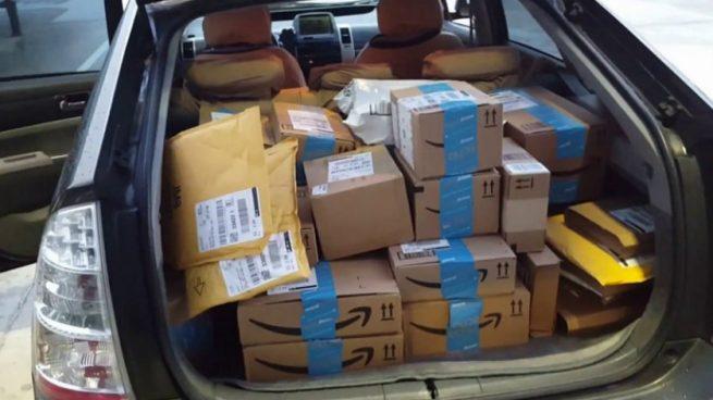 Multan varias veces a Amazon por saltarse la norma de transporte con Amazon Flex