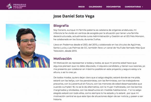 Daniel Soto Vega