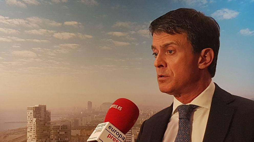 Manuel Valls. Foto: Europa Press