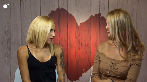 Cita entre Mónica y Lisset en 'First Dates'