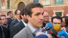 Pablo Casado en una imagen reciente. Foto: Europa Press