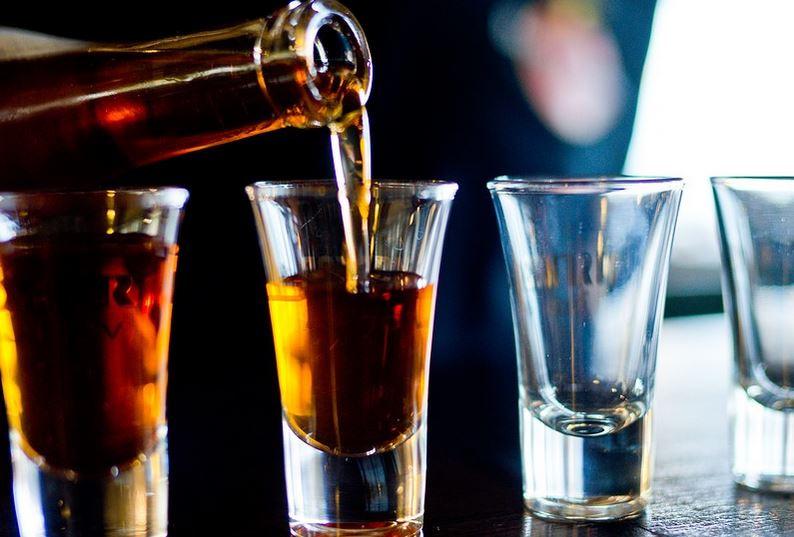 El alcohol en el cerebro produce pérdida de memoria