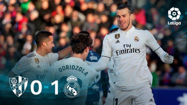 El Madrid vence pero no convence