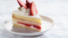 Receta de tarta de fresones