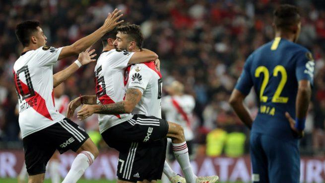 River – Boca: Resultado, resumen y goles, en directo (3-1)