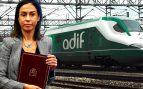 Isabel Pardo baja de categoría a funcionarios de Adif para nombrar 'a dedo' nuevos directores