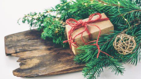 El amigo invisible es una tradición en época navideña
