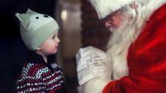 La carta a Papá Noel es una de las más importantes para los niños
