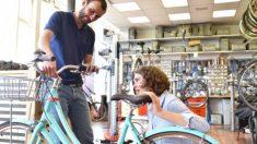 Cómo saber la talla de una bicicleta paso a paso