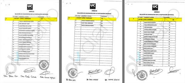 El nº1 del PSOE en Santander contrató a su pareja en la Universidad de Cantabria con firmas falsificadas