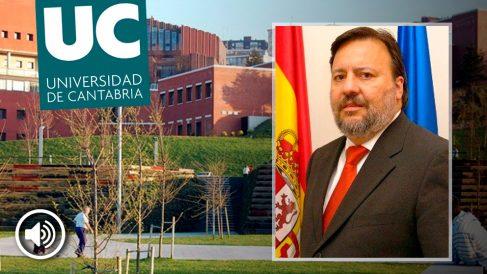 El decano de Economía de la Universidad de Cantabria, Pablo Coto Millán