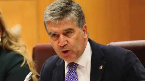Ignacio Cosidó, portavoz del PP en el Senado. (Foto: PP)