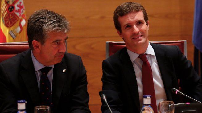 El PP ordena mantener la denuncia en la Fiscalía contra Iglesias y Narbona por mentir en la comisión de investigación