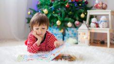 Lista con los mejores libros que regalar a los niños en Navidad.