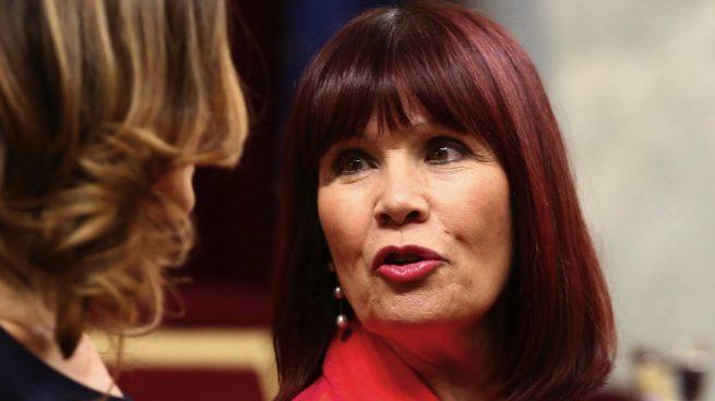 La presidenta del PSOE-A sí acudió al funeral católico por las 660 víctimas del terremoto de Ecuador en 2016