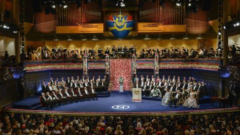 La gala de los premios Nobel 2018 se celebra hoy, 10 de diciembre.