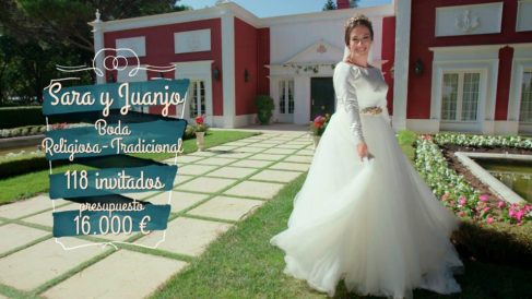 Sara, ganadora esta semana de 'Cuatro Weddings'