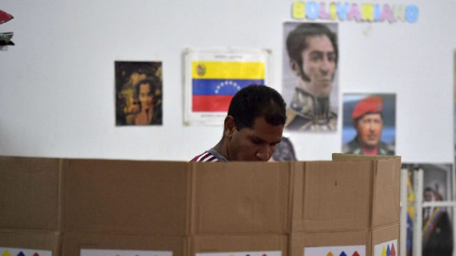 La abstención  del 72% del voto en Venezuela da la victoria al PSUV