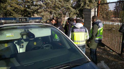 Detenidas 17 personas por estafar un millón de euros en móviles.