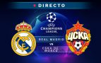 Real Madrid CSKA de Moscú