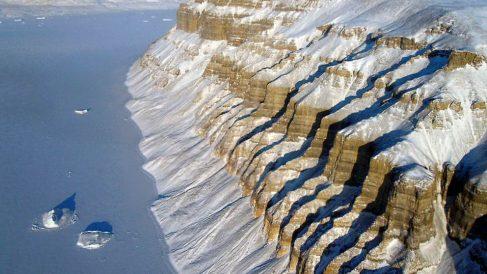 El calentamiento global podría derretir Groenlandia