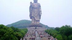 Las estatuas más en su mayoría se encuentran en Asia.