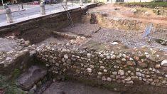 Las excavaciones en el Solar del Cid. Foto: Europa Press