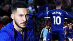 Eden Hazard terminará en el Real Madrid tarde o temprano.