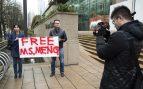Canadá libera bajo fianza a la heredera de Huawei arrestada en Vancouver