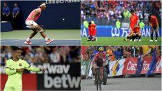 Los eventos deportivos más buscados en Google en España en 2018.