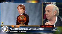 Luka Modric no ha aceptado seguir con el mismo sueldo.