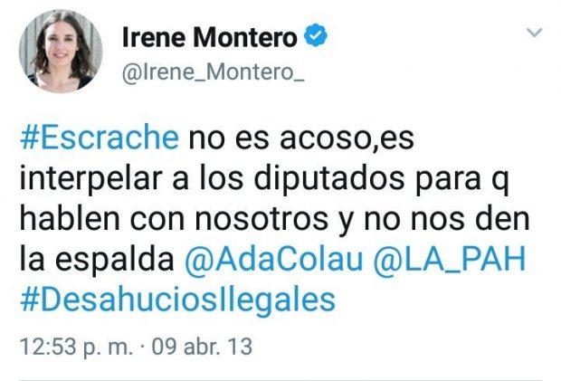 Pablo Iglesias salió escoltado por los Mossos tras recibir de su propia medicina 'escracheadora'