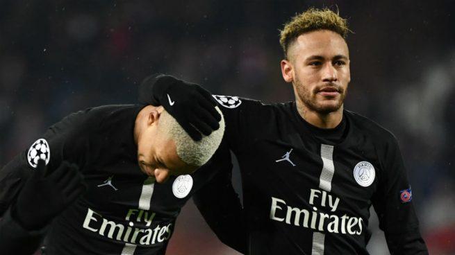 Las apuestas ven a Neymar y Mbappé fuera del PSG