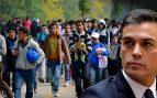 El Gobierno gasta 120.000 € en comprar chilabas para los ilegales que entran en Melilla