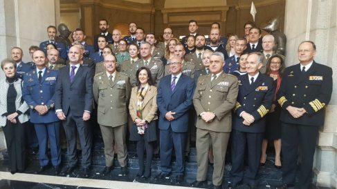 La ministra de Defensa, Margarita Robles. Foto: Europa Press