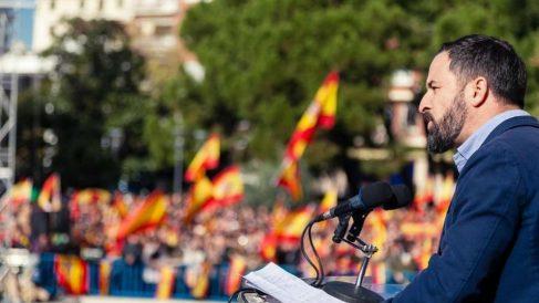 Santiago Abascal presidente de VOX