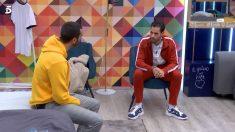 Suso y Asraf dejan su amistad en pausa en 'GH VIP 2018'