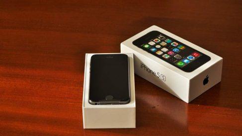 El unboxing de un iPhone