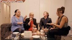 Gloria Camila ha triunfado en todo esta noche en 'Ven a cenar conmigo: Gourmet Edition'