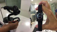 2018 11 26 El sistema geolocaliza al paciente combinando pulseras colocadas a éste y balizas distribuidas por el bloque quirúrgico
