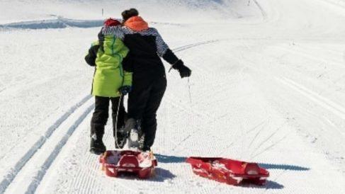 Candanchú es una de las mejores estaciones españolas de esquí