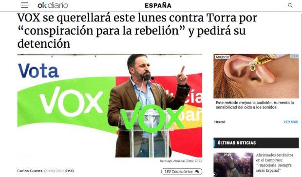 Ridículo de Echenique: ataca a OKDIARIO por una foto de Efe que publica también eldiario.es
